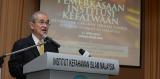 Persidangan Meja Bulat Pemerkasaan Institusi Kefatwaan Mendepani Cabaran Sebagai Sumber Rujukan Syariah Di Malaysia