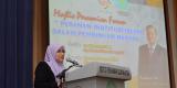 "Forum ""Peranan Institusi Islam dalam Pembinaan Negara"""